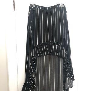 Maxi skirt from Express